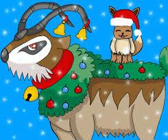 Smashing Pumpkins Christmastime by Pokemon Christmas By Kogalover Zoe Deviantart Com On Deviantart