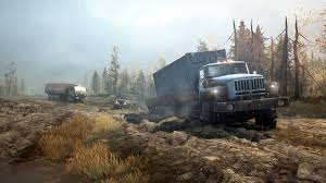 Spintires: MudRunner - Focus Home Interactive
