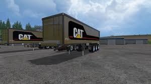 NEW HOLLAND + CAT TRUCK TRAILER PACKS FS15 - Farming Simulator 2019 ...