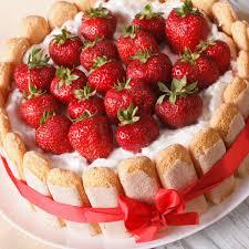 leichte joghurt erdbeer torte
