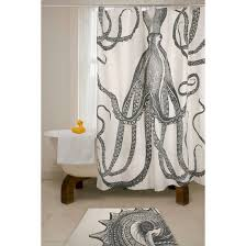 Octopus Shower Curtain $130 00 DIGS