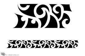Tattoo Of Maori Armband 2