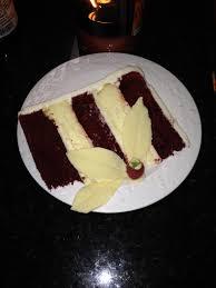 Red Velvet White Chocolate Cheesecake Recipe