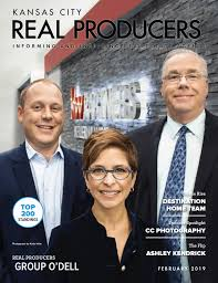 100 Groupo Group ODell Featured In Kansas City Real Producers Magazine