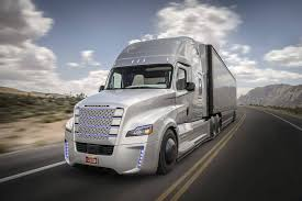 Freightliner Unveils First Self-Driving Truck In The US Embarks Selfdriving Truck Completes 2400 Mile Crossus Trip Truck Driving Volvo Vnl Top Ten Does A Lead To Prostate Cancer Ask Dr Weil What Consider Before Choosing School Platoon In The European Platooning Driver Traing Hvacr And Motor Carrier Industry Debunked Myths Of Drivers Nagle Uber Selfdriving Trucks Are Now Hauling Freight Cbs Denver Why Do We Need Selfdriving Trucks News Progressive Student Reviews 2017