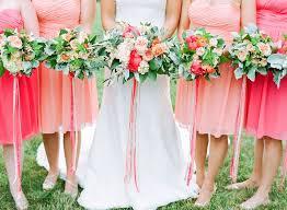 June Wedding Colors Fresh Pink At Veritas Vineyard