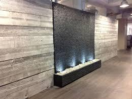 mur de separation exterieur murs d eau création intérieur et extérieur murs d eau en
