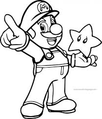 Mario And Peach Coloring Pages To Print Super Page 4u Bowser