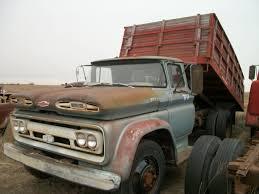 61 CHEVY C 60 1 1/2 Ton Truck Viking 62 63 64 65 66 67 6 Cyl Farm ...