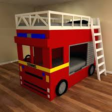 Loft Beds ~ Fire Engine Loft Bed Beds Truck Bunk Plans Fire Engine ... Fire Truck Bed Wood Plans Wooden Thing Firefighter Dad Builds Realistic Diy Firetruck For His Son Bedroom Bunk Inspiring Unique Design Ideas Twin Kiddos Pinterest Trucks With Tents Home Download Dimeions Usa Jackochikatana Size Woodworking Plan Bed Trucks Child Bearing Hips The Incredible Make A Toddler U Thedigitalndshake Engine Back Casen Alex Engine Loft Beds Fire