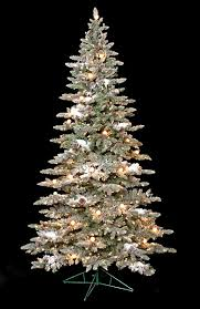 Gold Tipped Christmas Tree Artificial Trees Live Maigret