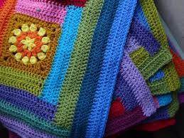 Attic24 Sunny Log Cabin Blanket part 2