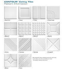 Polystyrene Ceiling Tiles Bunnings by Patterned Ceiling Tiles Lader Blog