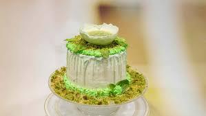 ebrus spinat kiwi torte
