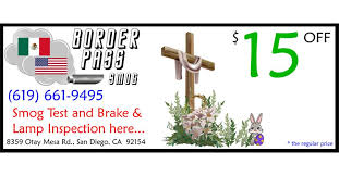Brake And Lamp Inspection Test by Border Pass Smog Check Home Facebook