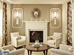 simple wall lighting living room 11 fivhter