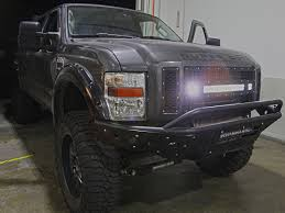 2008 Ford F 250 Light Bar Grills, Super Duty Truck Parts | Trucks ...