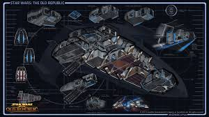 Starship Deck Plans Star Wars by Where Do Star Wars The Old Republic Starships Come From Kotaku