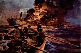 Pictures Of The Uss Maine Sinking by U Boat Attacks Of World War Ii 6 Months Of Secret Terror In The