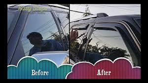 100 Window Visors For Trucks How To Install Visor Rain Guard On Lincoln Navigator In