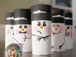 Easy Winter Crafts For Kids To Make