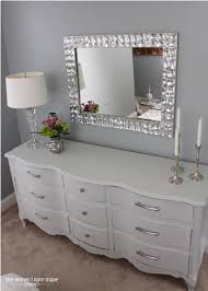 Hayworth Mirrored Chest Silver by Furniture Dresser Mirrors Bedroom Dressers With Mirror Pier 1