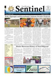 Great Pumpkin 10k Saco by Ws Oct 9 2015 By Weekly Sentinel Issuu