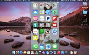 How to Record iPhone or iPad screen on mac for FREE quicktime