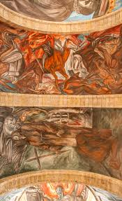 Jose Clemente Orozco Murales Hospicio Cabaas by Exploring The Historic Centre Of Guadalajara Mexico
