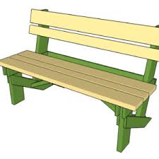 simple outdoor bench seat plans archives catsandflorals com