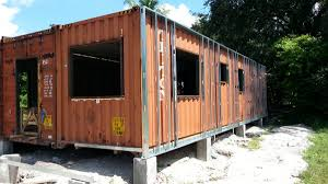 100 How To Build A House With Shipping Containers Container Miami Container Ing