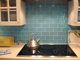 blue gray subway tile backsplash light blue tile amusing kitchen