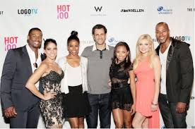 taylour paige hit the floor hit the floor cast attend logos