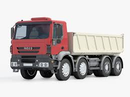 100 Iveco Truck Truck 3D Models CGTrader