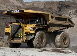 100 Cat Mining Trucks Erpillar 797F Helps Build A New Direction In Life Equipment Journal