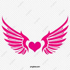 Vector Alas De Angel Amor Ala Volar PNG Y Vector Para