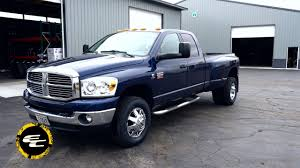 100 17 Truck Wheels RealView 2008 Dodge Ram 3500 Dually W Ultra Phantoms