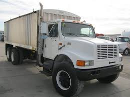 1997 International 4900 Farm / Grain Truck For Sale, 155,250 Miles ...