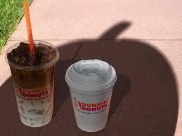 Large Pumpkin Iced Coffee Dunkin Donuts by Dunkin U0027 Donuts On Twitter