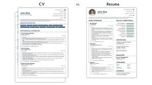 What Is The Difference Between CV And Resume Quora Templates Downloadable Vs Cv