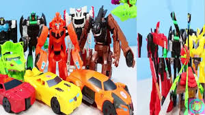 Thomas Halloween Adventures Dailymotion by The Best Of Transformers Robots In Disguise Autobots Vs