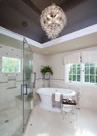 Chandelier Over Bathtub Code by 25 Sparkling Ways Of Adding A Chandelier To Your Dream Bathroom