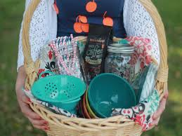 Tremendous Image Bridal Shower Gift Basket Mes Ideas Home Also Party Decors In