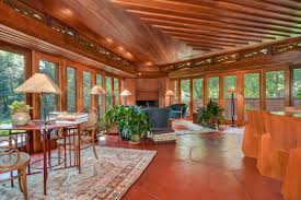 3 Bedroom Houses For Rent In Decatur Il by 9 Best Frank Lloyd Wright Homes For Sale In 2016 Curbed