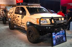 100 Nissan Trucks 2014 Project Titan Expedition Truck Debuts At State Fair Of