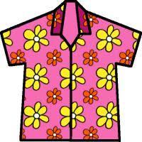 Summer Cloth Cliparts
