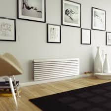 exklusive design heizkörper horizontal für luxe wohnzimmer
