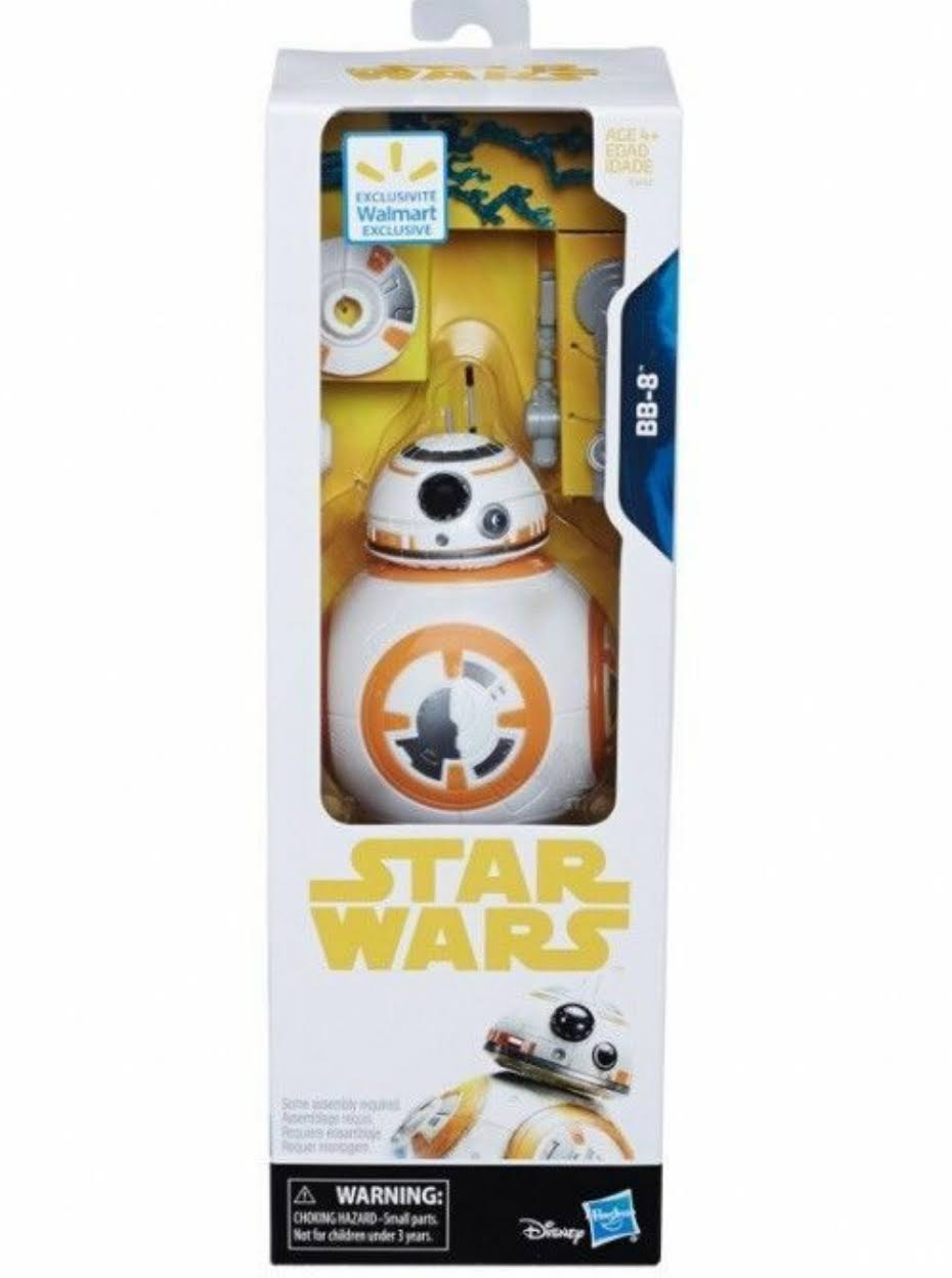 Star Wars: The Last Jedi Walmart Exclusive Figure - BB-8, 12""