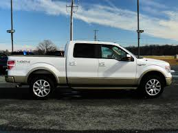 USed Trucks For Sale In Maryland, 2013 Ford F150 King Ranch ...