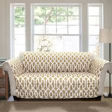 Moroccan Print Studio Day Sofa Slipcover by Amazon Com Lush Decor Edward Trellis Furniture Protector For Sofa